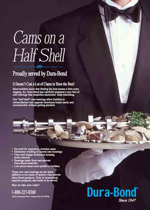 Half Shell Bearing Ad