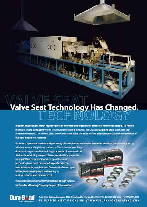 Valve Seat Technology