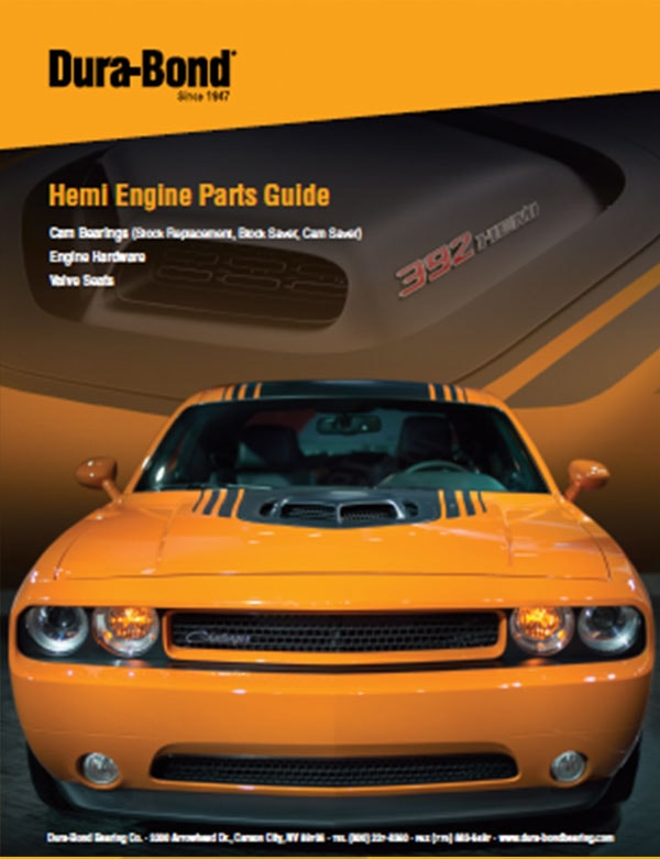 Hemi Engine Parts Guide