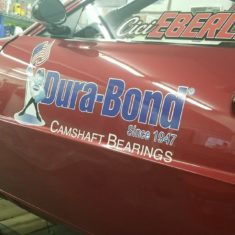 2018 Dura-Bond National Dragster - CiCi Eberle